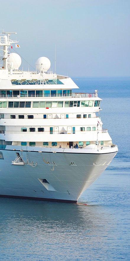 Cruising Ships - Zara Agent - Shipping Agency Zadar
