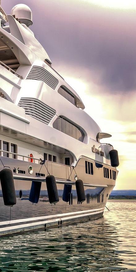 Yachts - Zara Agent - Shipping Agency Zadar